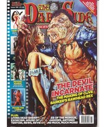 The Dark Side Magazine #199 U.K. Horror Rawhead Rex Traci Lords Vampirella - $12.95
