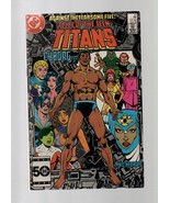 Tales of the Teen Titans #57 - September 1985 - Cyborg ... No More? - DC... - $1.27