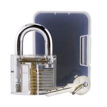 LOCKMALL Locksmith Pick Skill Training(TRANSPARENT) - $14.03 CAD