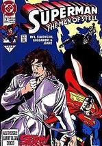 Superman: Man of Steel (1991 series) #7 [Comic] [Jan 01, 1991] DC Comics - $3.91