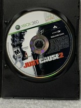 Just Cause 2 (Microsoft Xbox 360, 2010) Disc Only With Generic Case - $3.95