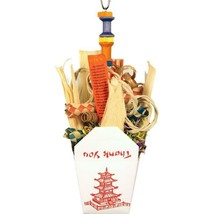 A&e Cage Multi Colored Happy Beaks Chinese Take Out Toy 644472011920 - £28.60 GBP