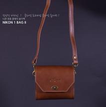 Nikon Mirrorless Camera Bag Case genuine camera shoulder Artificial Leather PU image 4