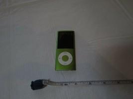 Ipod 8gb Vert A1285 Apple 4th Génération Nano Comme Est Rare Couleur - $42.75