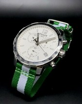 Tissot Quickster NBA Celtic Teams Watch With Green And White Strap - $293.99