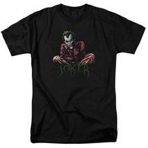 The Joker DC Comics The Penguin Tee Retro Supervillain Two-Faced BM2585 image 1