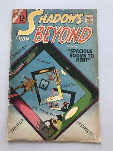 Shadows from Beyond (1966) #50