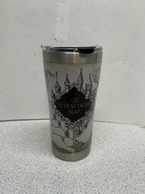 Tervis Stainless Steel Harry Potter Marauders Map Insul. Coffee Cup Tumb... - $17.81