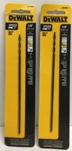 """(New) Dewalt DW1603 1/8"""" Speed Tip Drill Bit Lot of 2 - $19.79"""