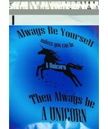 1-1000 10x13 ( Unicorn Be Yourself ) Boutique Design Mailer Bags Fast Sh... - $0.99+