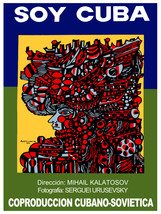 Soy Cuba, I am Cuba vintage POSTER.Graphic Design.Wall Art Decoration.3670 - $10.89+