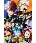 My Hero Academia 24x36 Poster! - $11.14
