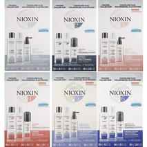 NIOXIN System Starter Kit (Large) [Choose from 1, 2, 3, 4, 5, 6] (New Packaging) - $32.18+
