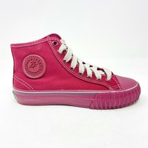 PF Flyers Center Hi Reis Red White Kids Casual Shoes PK22OH4E - $39.95