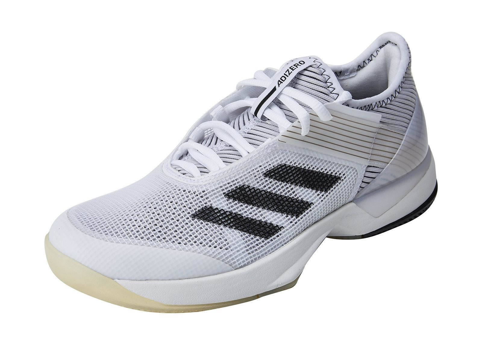 adidas Womens Adizero Ubersonic 3 Tennis Shoes 3.5 UK