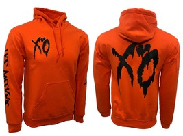 XO The Weeknd New Melting Logo Hoodie - $29.99