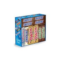 Mars Evaxo Chocolate Variety Box (30 ct.) (2) - $67.80