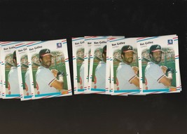1988 Fleer Braves Ken Griffey #540  Lot of 12 - $1.54