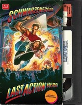 Last Action Hero-Retro Vhs Look (Blu-Ray)