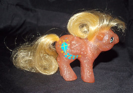 Baby Sparkle Firefly 3in My Little Pony Pegasus Vintage MLP Grape 1984 Kite - $17.99