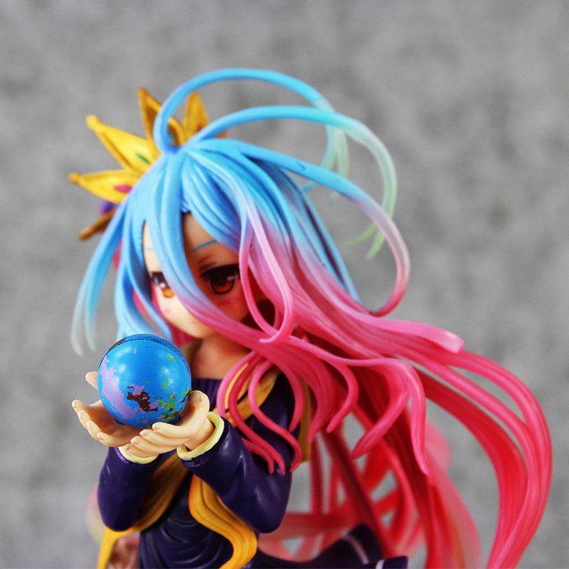 No Game No Life Shiro Action Figure Anime Kotobukiya PVC Collectible Figurine