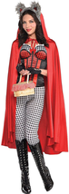 OhMyGoddessXoXo Little Red Riding Hood Cape Halloween Costume Accessory ... - $24.68