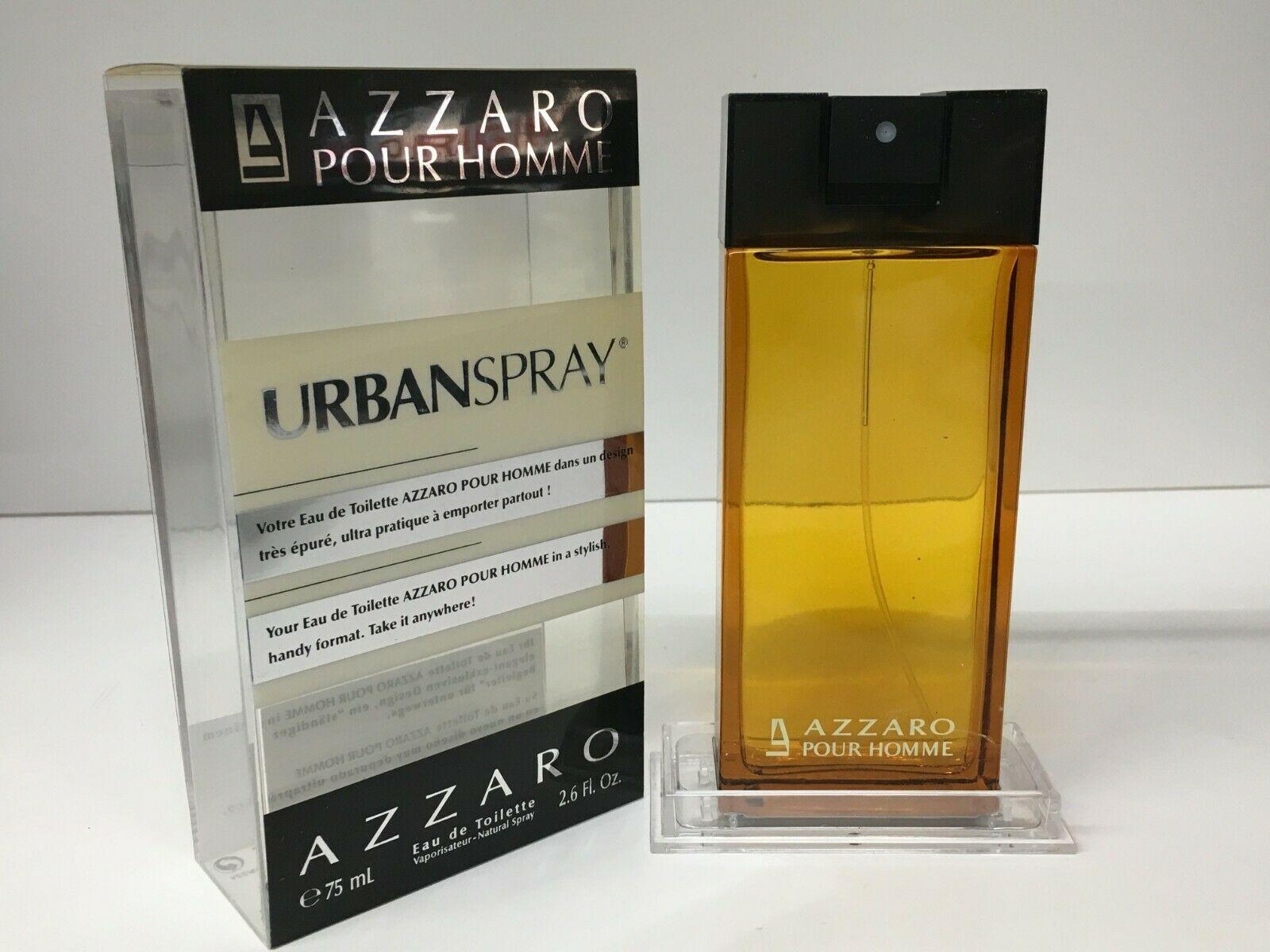 Azzaro urban pour homme 2.6 oz cologne