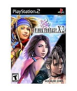 Final Fantasy X-2 PS2 Playstation 2 Complete - $6.62