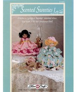 Scented Sweeties I Air Freshener Doll Dresses Crochet PATTERN INSTRUCTIONS - $3.57