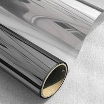 HIDBEA One Way Privacy Window Film Sun Blocking Heat Control Home Glass ... - $28.89