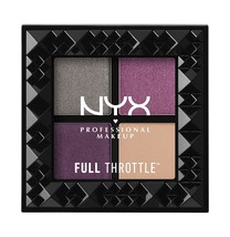 NYX Full Throttle Shadow Palette - 07 Easy On The Eyes - $9.18