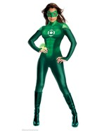 SECRET WISHES OFFICIAL LICENSED GREEN LANTERN WOMEN'S SIZE SMALL COSTUME - $58.44