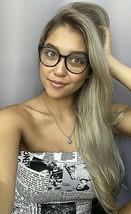 New TORY BURCH TY 6920 7713 Black Round 51mm Rx Women's Eyeglasses Frame - $99.99