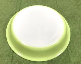 "Vintage Pyrex 9"" Pie Plate #909 Verde Green Color - $9.05"