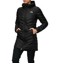 The North Face Womens Trevail Parka Black Small W/Holes - $175.99
