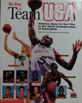The Story of Basketball Team USA Book - $12.95