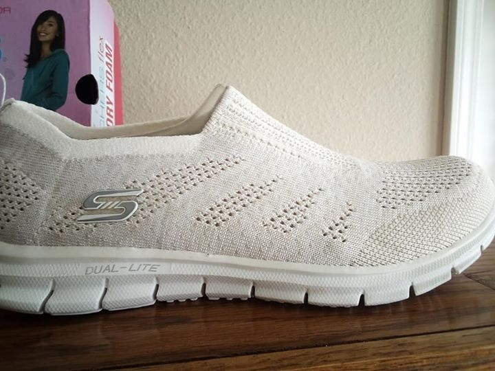 Women's Skechers Air - Cooled Memory Foam Shoes