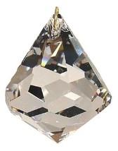 Swarovski 30mm Clear Crystal Bell Prism image 1