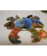 TY BEANIE BABY CLAUDE MWMT TAG PROTECTOR 1996 RETIRED CRAB SALE COLLECTORS - $8.90