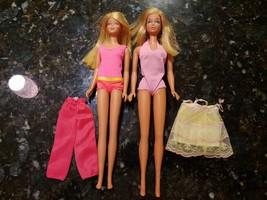 Vintage Francie Barbie Dolls 1966 Twist Turn Japan Blonde Mattel Bendabl... - $94.85