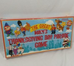 The Great Macy's Thanksgiving Day Parade Game Board Game Sealed - $84.14