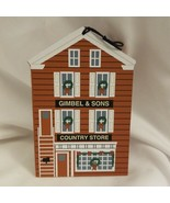 Cats Meow Village GIMBEL & SON COUNTRY STORE Ornament - $9.85
