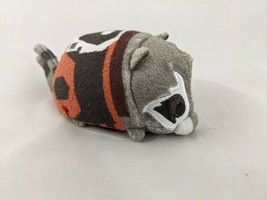 "Marvel Tsum Tsum Rocket Raccoon Plush 3.5"" Stuffed Animal Toy - $4.95"