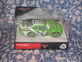 CARS 3 BRICK YARDLEY  DISNEY STORE EXCLUSIVE Brand New in factory Box. - $12.10