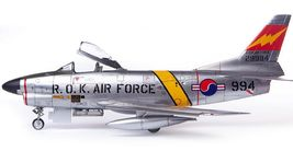 Academy 12337 ROKAF F-86D 108th Fighter Interceptor Squadron Plastic Hobby Model image 6
