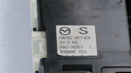 Mazda CX-9 BCM Body Control Module VP6ALF-14B205-A TD11 67 560C image 2