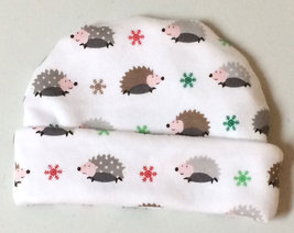 Preemie and Newborn Hedgehog Hat 5 Sizes NICU - $10.00