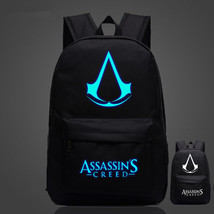 Assassins Creed Backpack Game Boy Girl School Bags For Teenagers Bag Cool - $22.77+