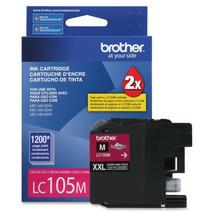 Brother  LC105M Innobella Ink Cartridge for  MFC-J4310DW J4410DW J4510DW... - $32.62