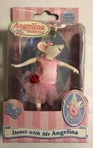 Angelina Ballerina, Dance with Me Angelina Figurine, by Mattel - $19.99